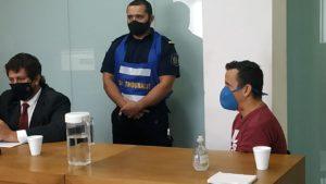 Lescano junto a Jorge Martínez condenado por veredicto del jurado popular.